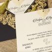 İklim Wedding Davetiye 8323