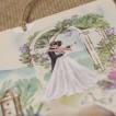 İklim Wedding Davetiye 8329