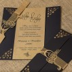 İklim Wedding Davetiye 8330