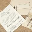 İklim Wedding Davetiye 8331