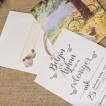 İklim Wedding Davetiye 8334
