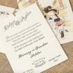 İklim Wedding Davetiye 8343