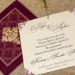 İklim Wedding Davetiye 8347