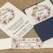 İklim Wedding Davetiye 8348