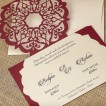 İklim Wedding Davetiye 8350