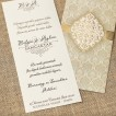 İklim Wedding Davetiye 8351