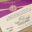 İklim Wedding Davetiye 8353