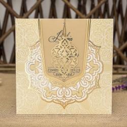İklim Wedding Davetiye 8354