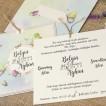 İklim Wedding Davetiye 8355