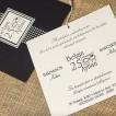 İklim Wedding Davetiye 8360