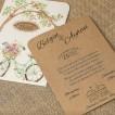 İklim Wedding Davetiye 8361