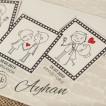 İklim Wedding Davetiye 8362