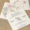 İklim Wedding Davetiye 8371