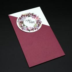 Flora Davetiye 62315