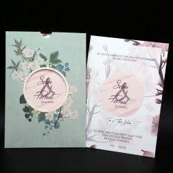 Flora Davetiye 62345